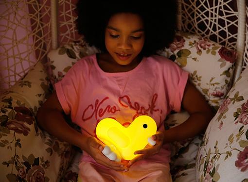 nightlight duck canar heart dhink412 9
