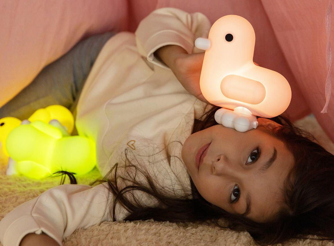 nightlight duck canar heart pastel dhink412 24