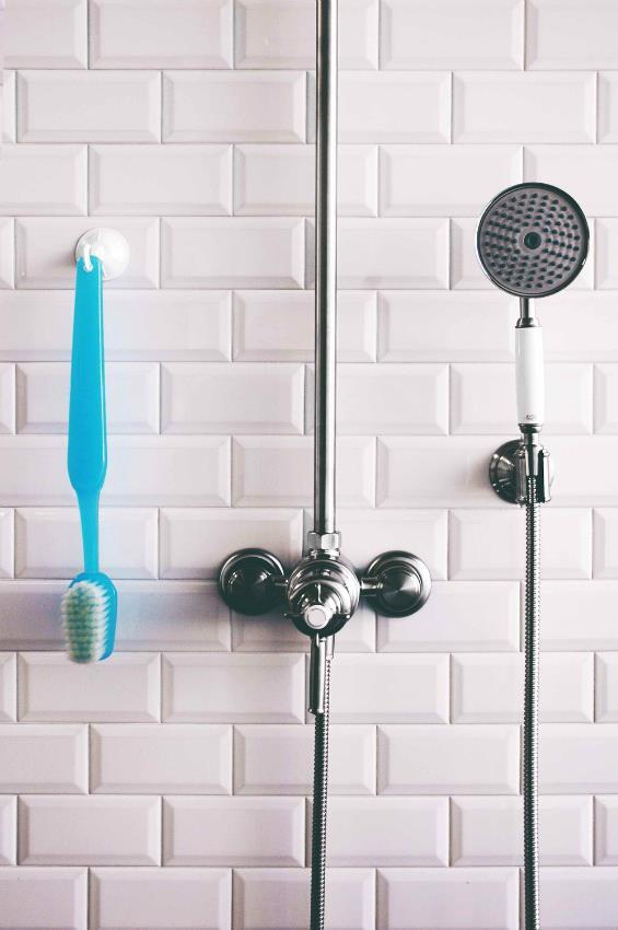 bathbrush toothbrush white blue red dhink257 15