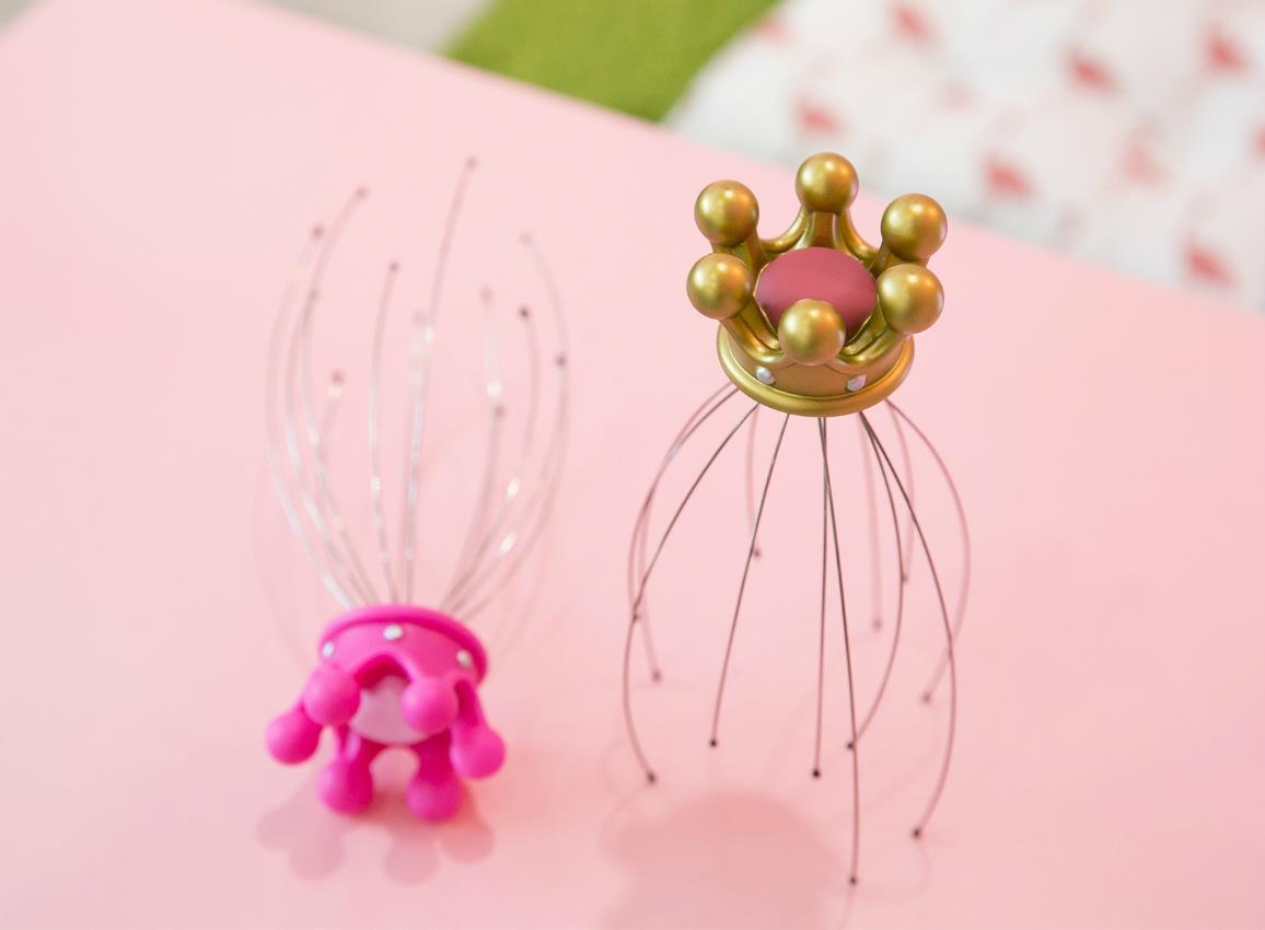 headmassager crown gold pink dhink341 1