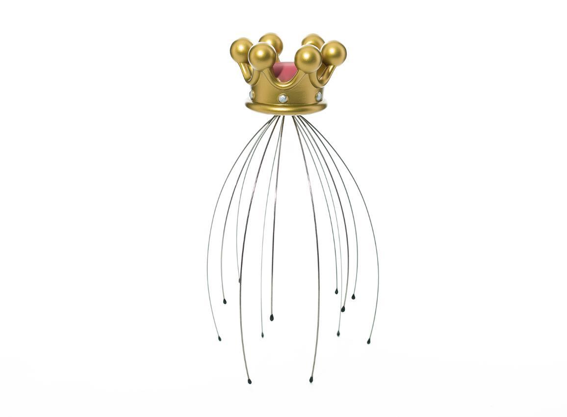 headmassager crown gold pink dhink341 4
