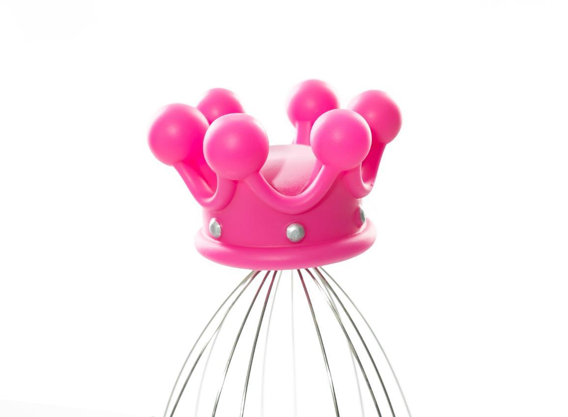 headmassager crown gold pink dhink341 7