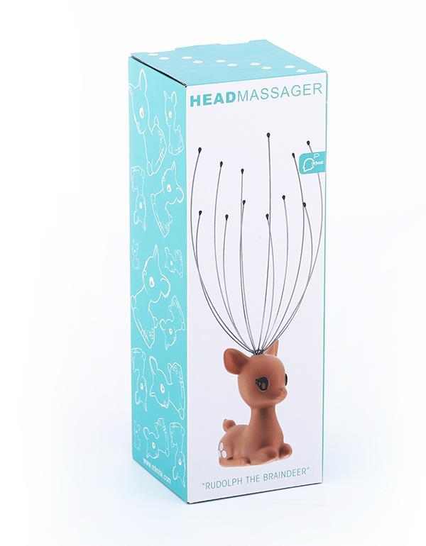 headmassager deer brown pink dhink342 8