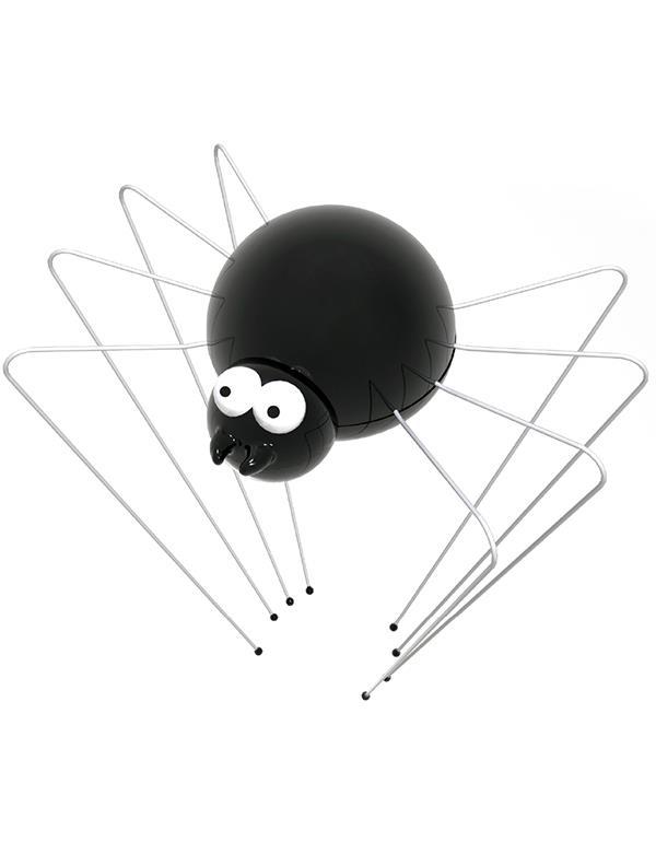 headmassager spider black dhink294 11 3