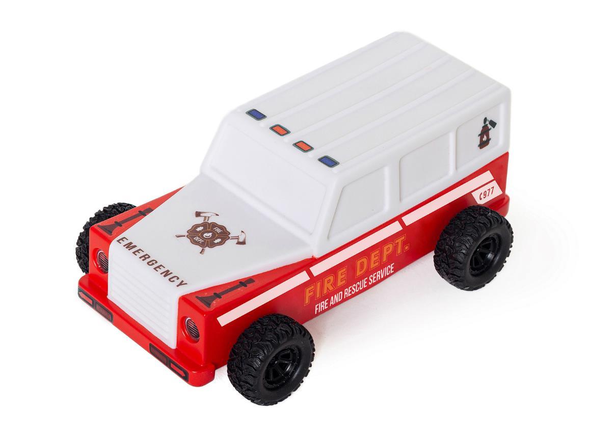 nightlight car firetruck police traveller dhink507 3
