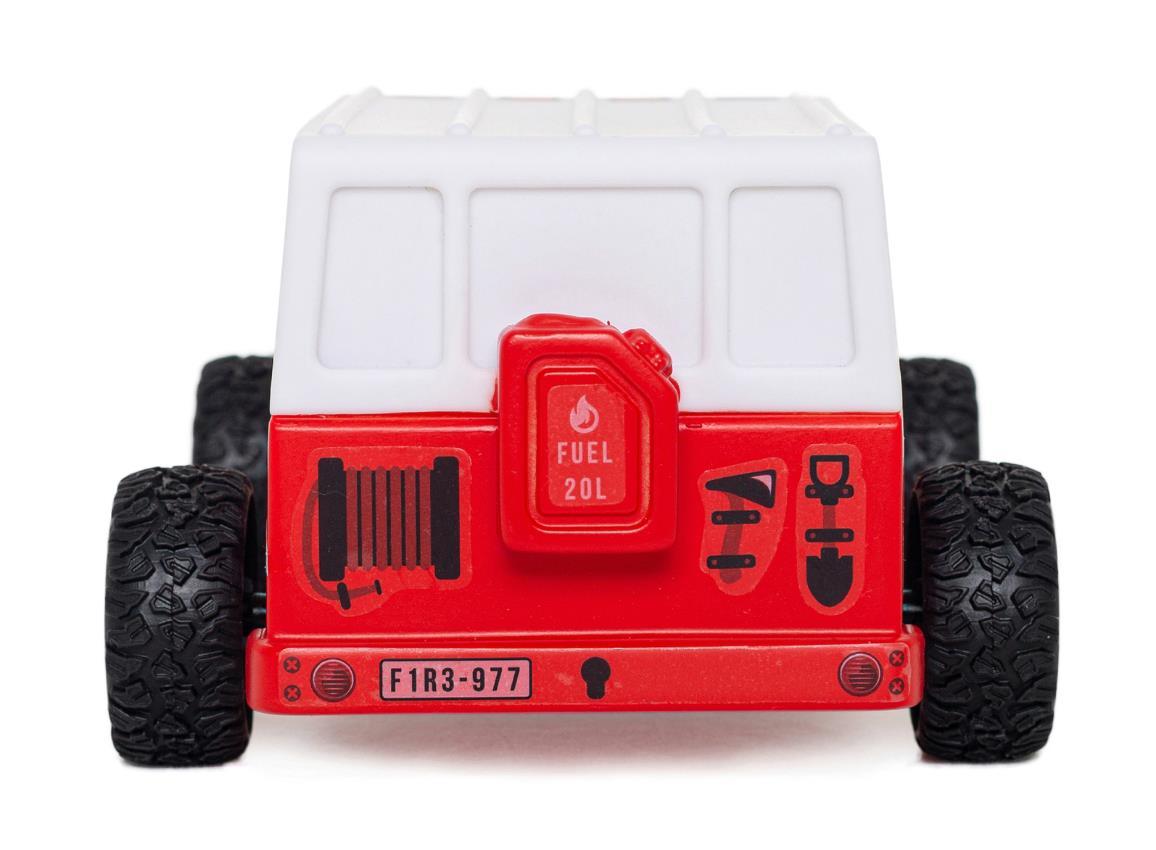 nightlight car firetruck police traveller dhink507 5