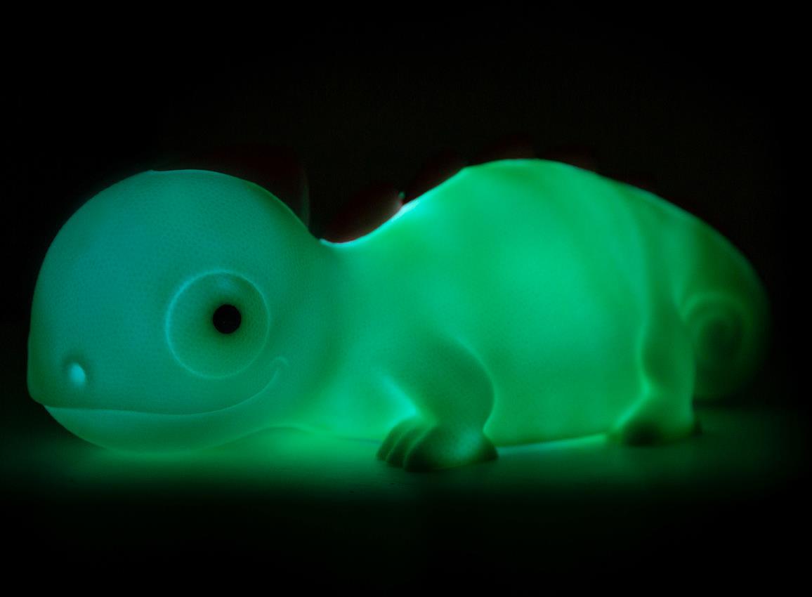 nightlight chameleon green dhink372 3