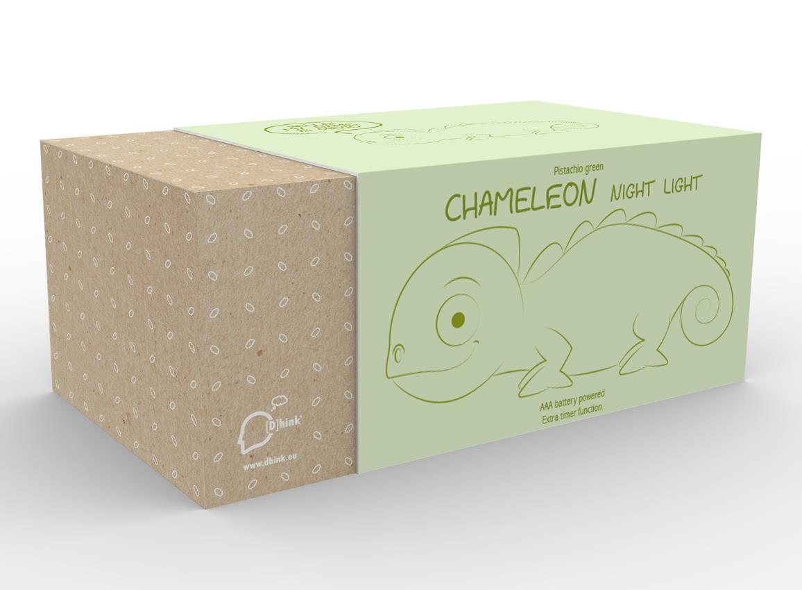 nightlight chameleon green dhink372 9