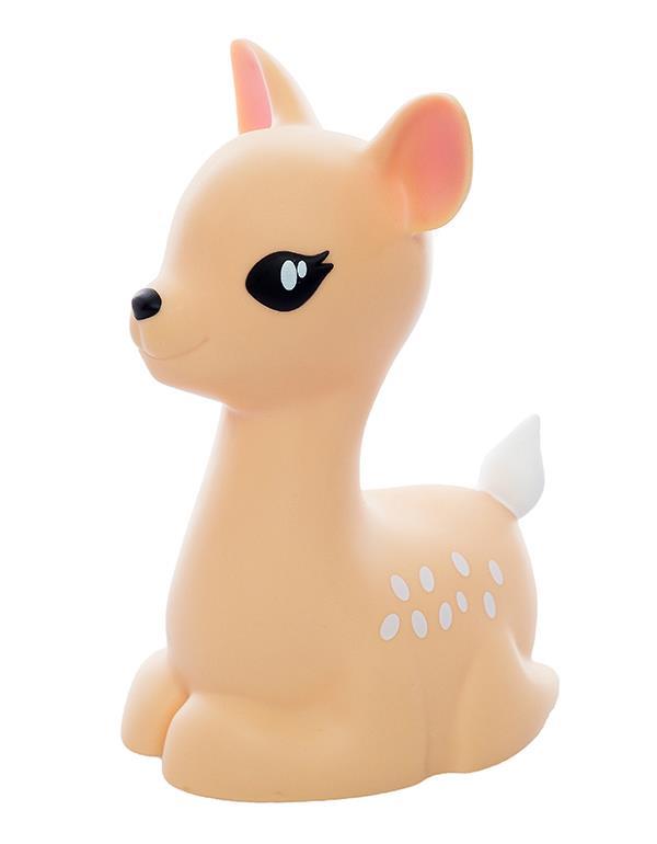 nightlight deer brown blue pink dhink370 1