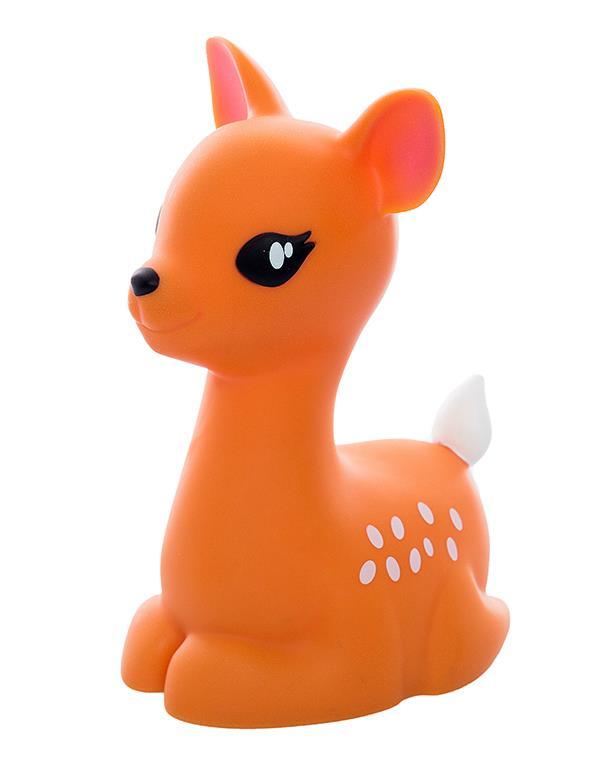 nightlight deer brown blue pink dhink370 5
