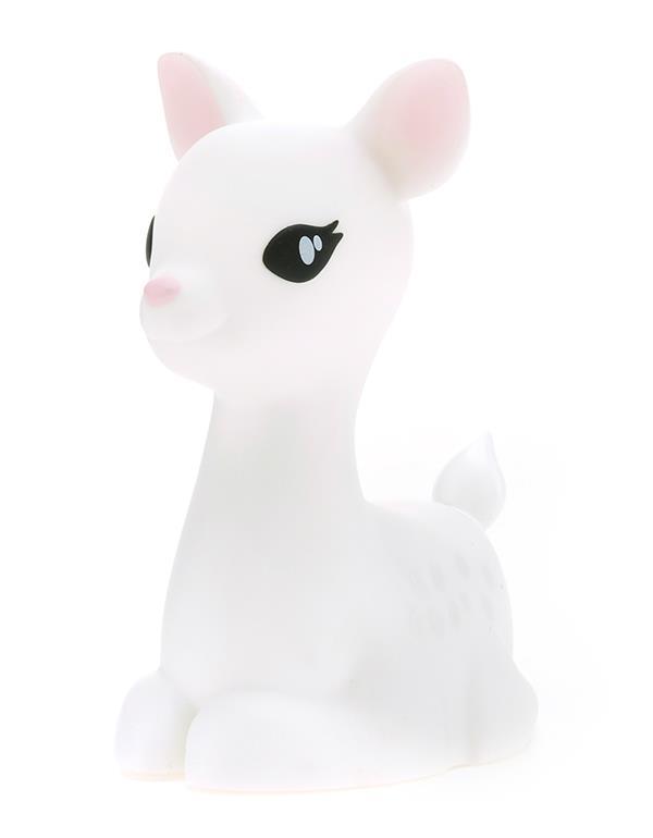 nightlight deer rechargeable white dhink370 21 1