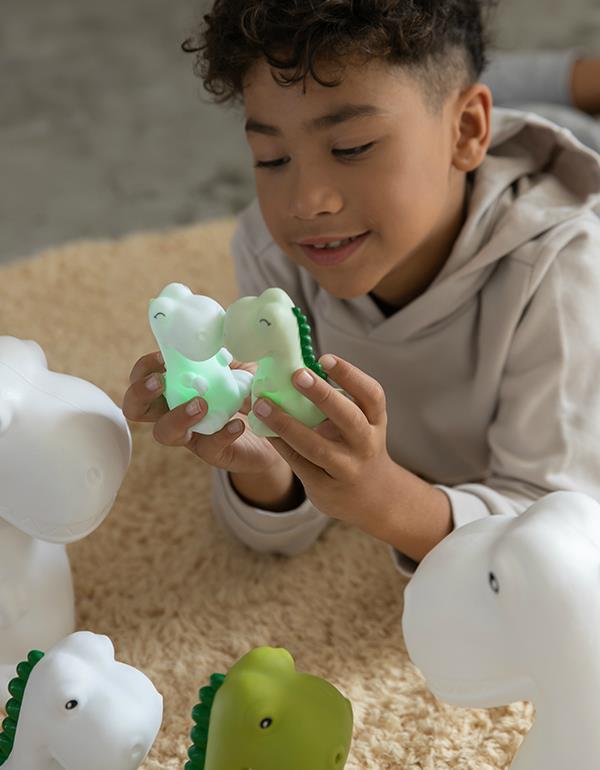 nightlight dino baby white green dhink471 1