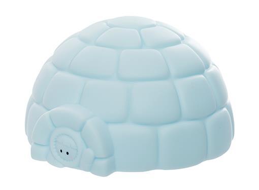 nightlight igloo blue white dhink331 3
