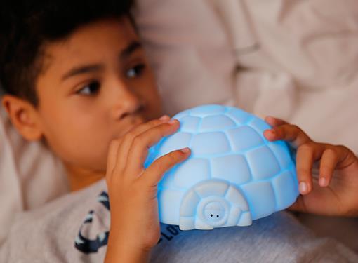 nightlight igloo blue white dhink331 6