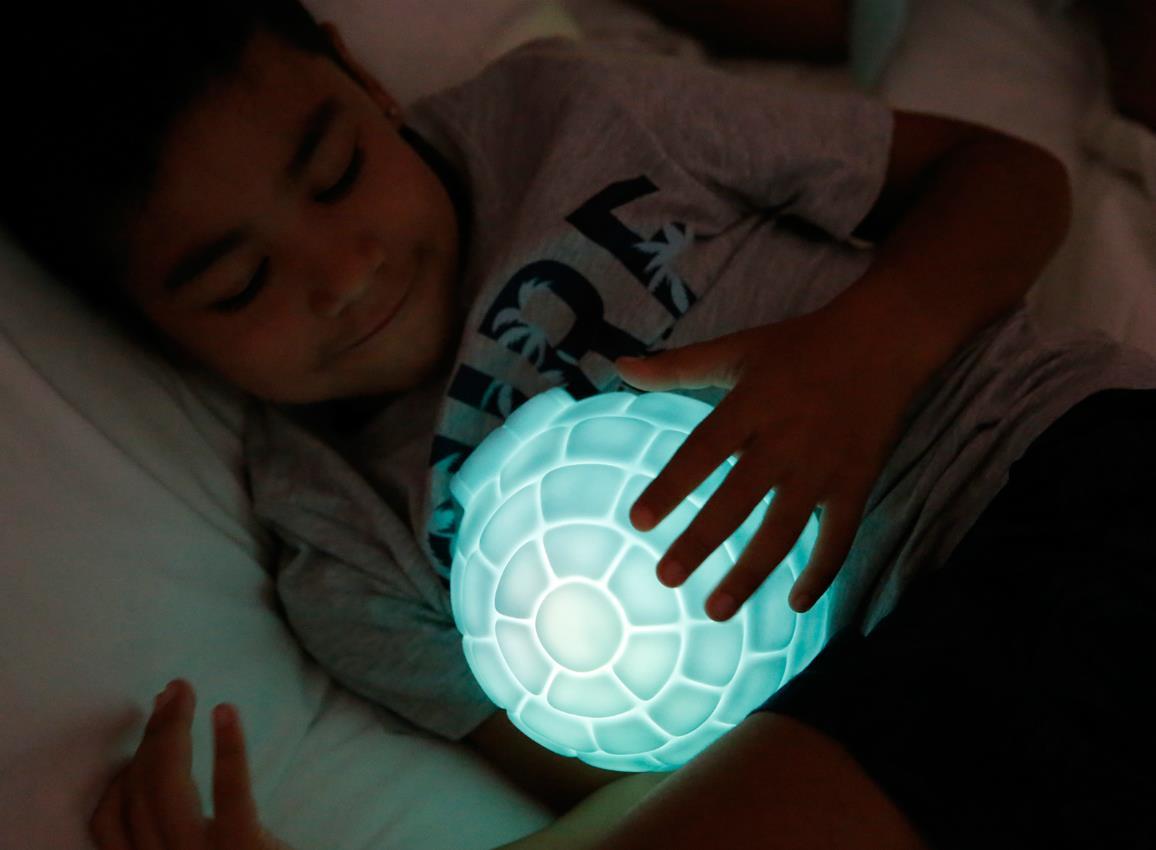 nightlight igloo blue white dhink331 9