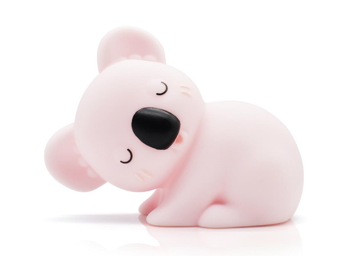 nightlight koala baby white pink dhink476 7