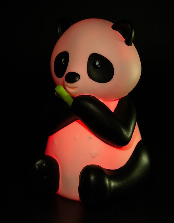 nightlight panda black white dhink374 4