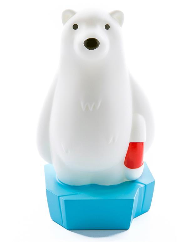 nightlight polar bear white dhinkpolar 1