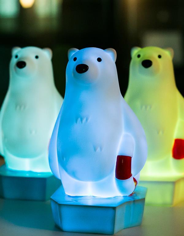 nightlight polar bear white dhinkpolar 3