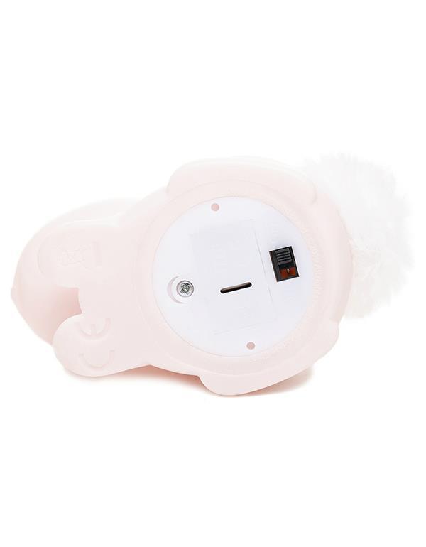 nightlight rabbit baby white pink dhink473 8