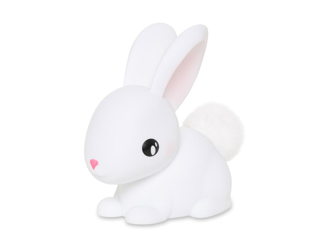nightlight rabbit rechargeable white dhink376 21 3