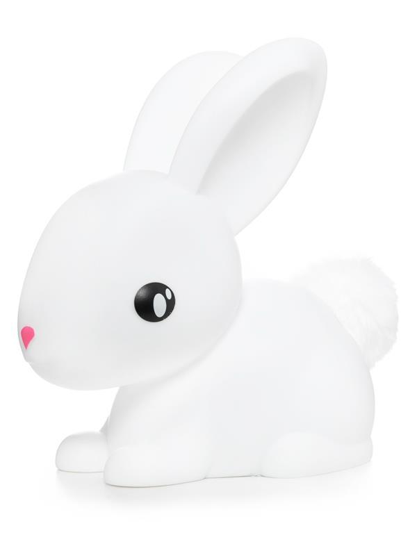 nightlight rabbit white pink dhink376 1