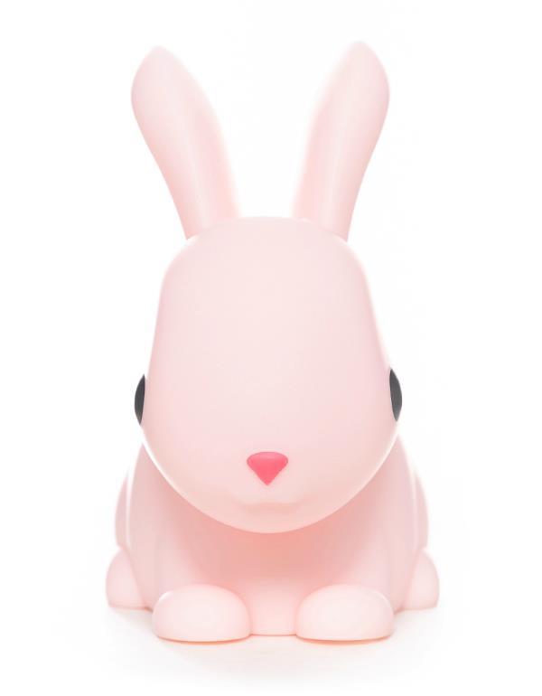 nightlight rabbit white pink dhink376 6