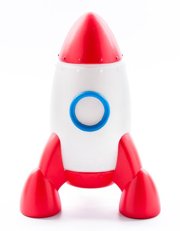 nightlight rocket red blue black silver dhink330 3