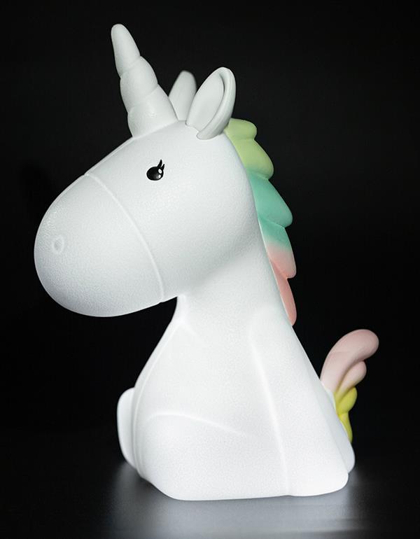 nightlight unicorn XL white dhink480 6