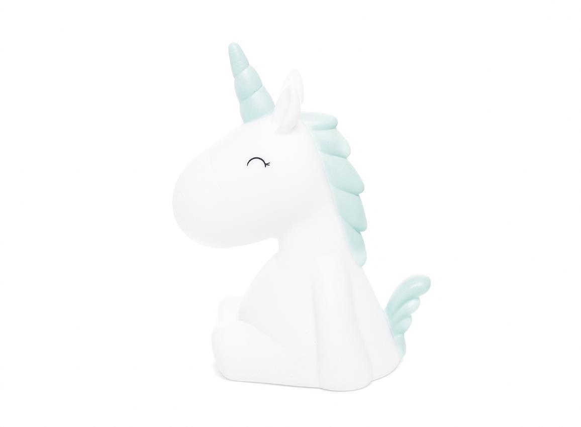 nightlight unicorn baby white dhink470 4