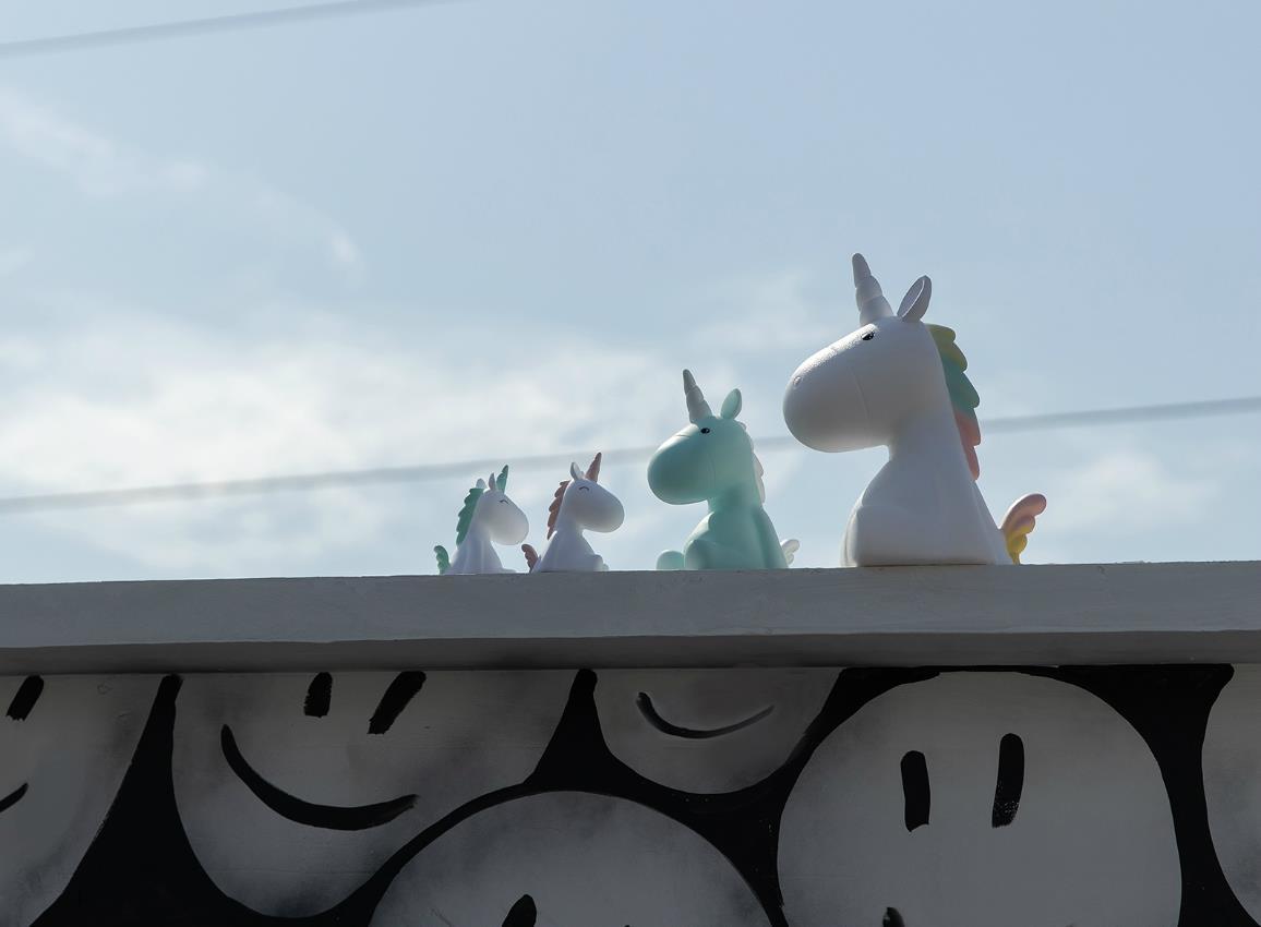 nightlight unicorn baby white dhink470 8