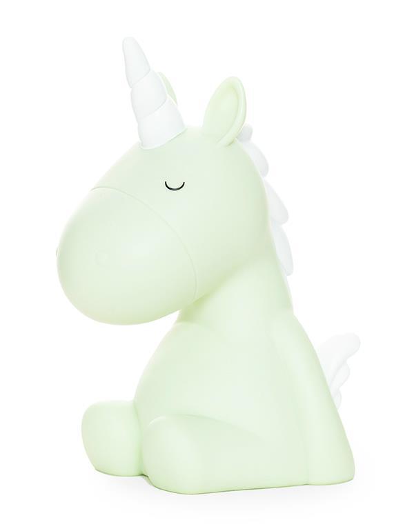 nightlight unicorn yellow pink blue green white dhink338 8