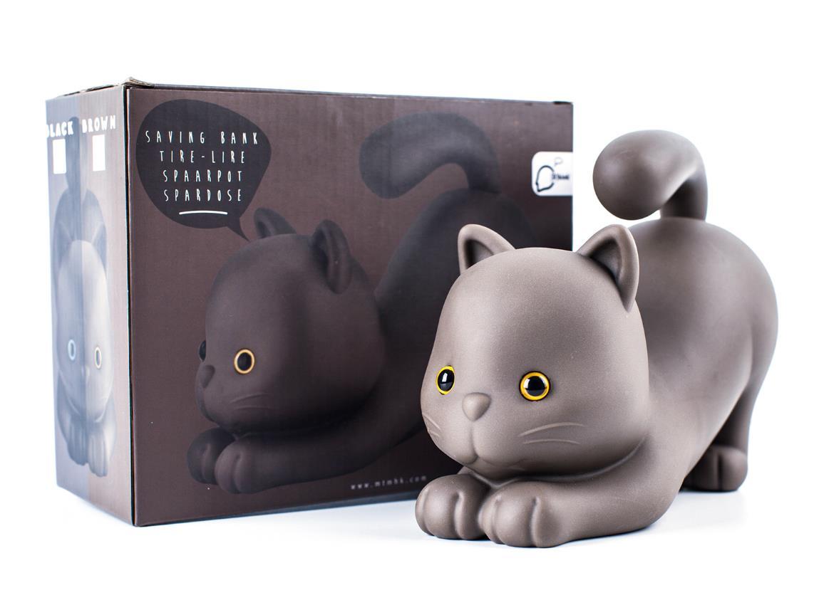 savingbank cat black brown grey dhink660 5