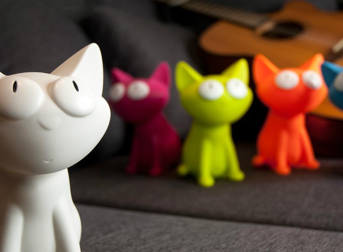 savingbank cat sliy blue black green orange pink white grey brown dhink680 9