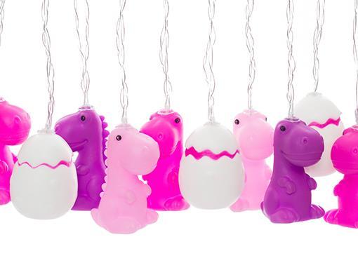 stringlight dino multicolor dhink335 3