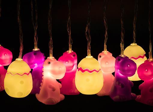 stringlight dino multicolor dhink335 4