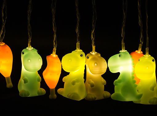 stringlight dino multicolor dhink335 6