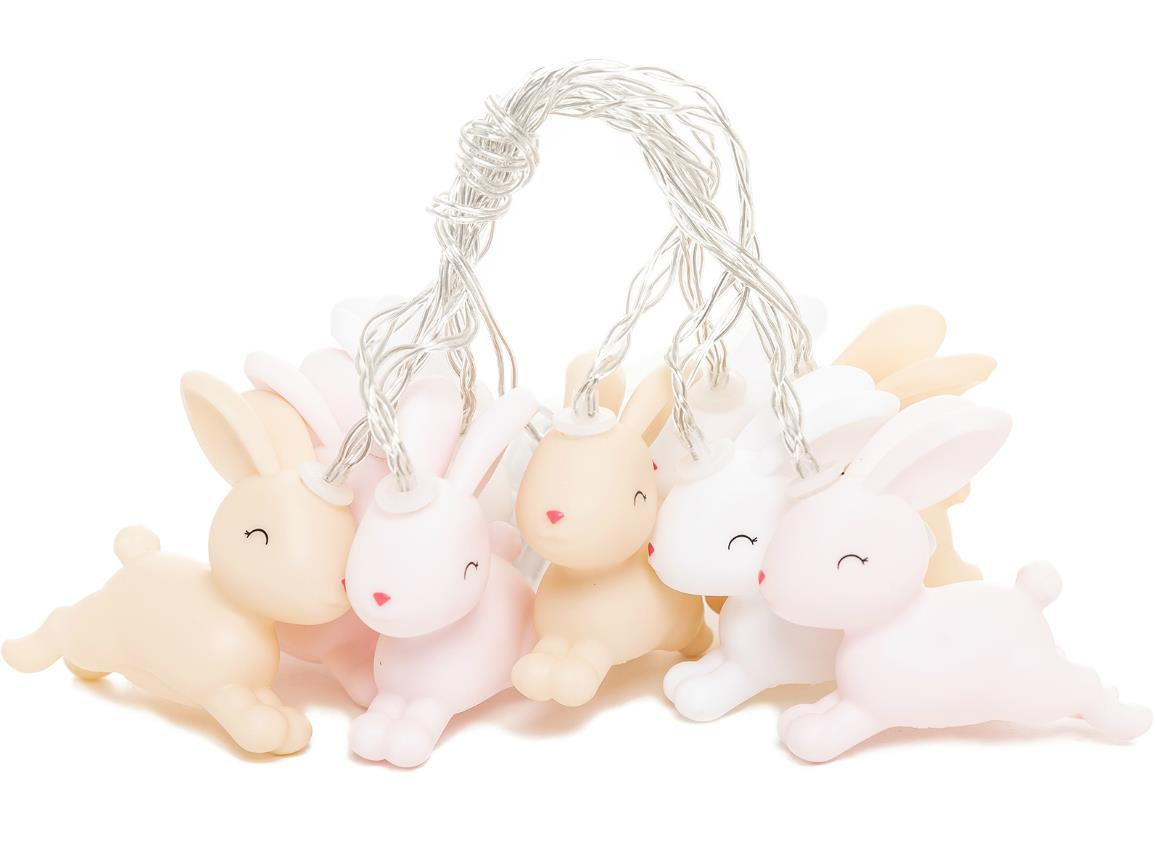 stringlight rabbit multicolor dhink377 4