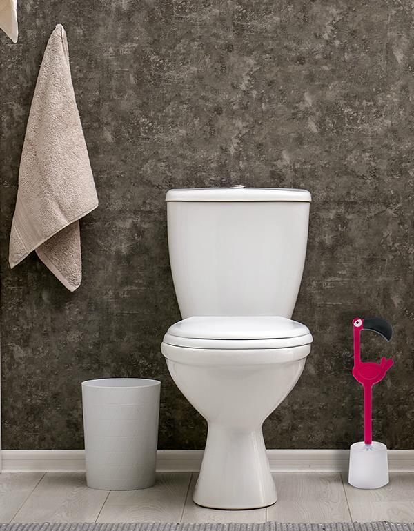 toiletbrush flamingo pink dhink312 7