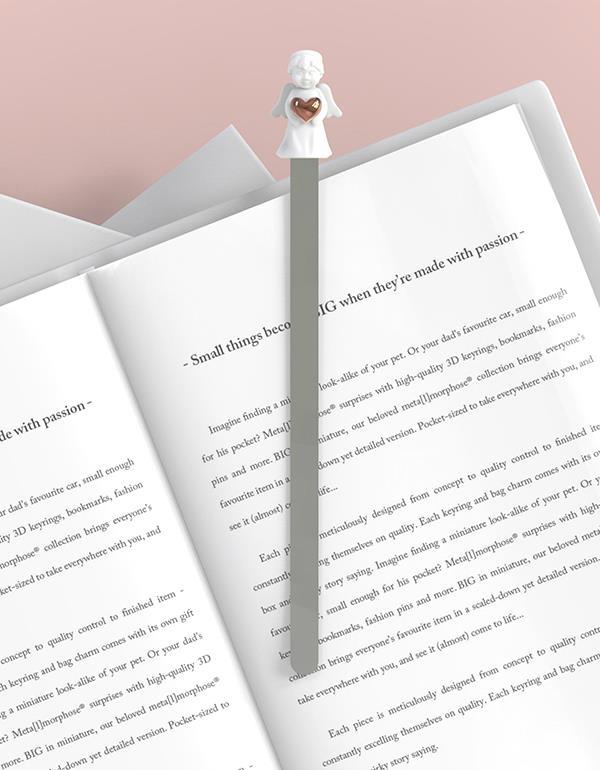 bookmark angel white metalmorphose mtmb235 6