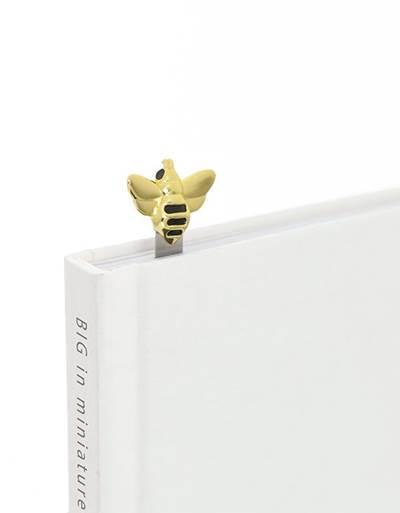 bookmark bee gold metalmorphose mtmb242 1