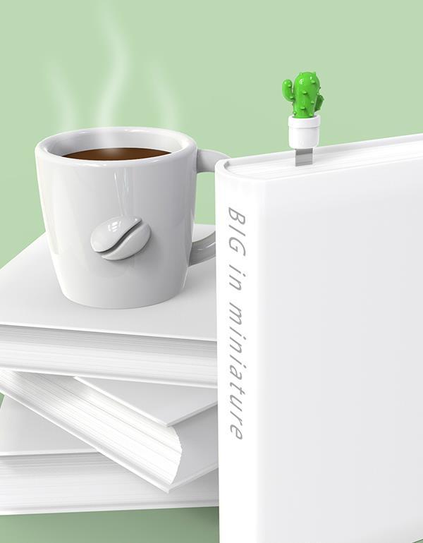 bookmark cactus green metalmorphose mtmb216 14