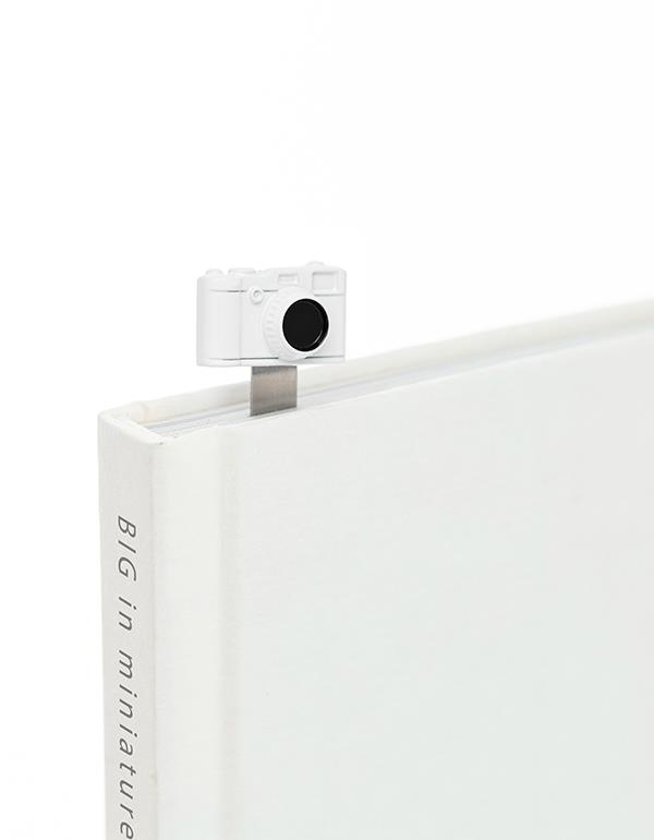 bookmark camera white metalmorphose mtmb229 1