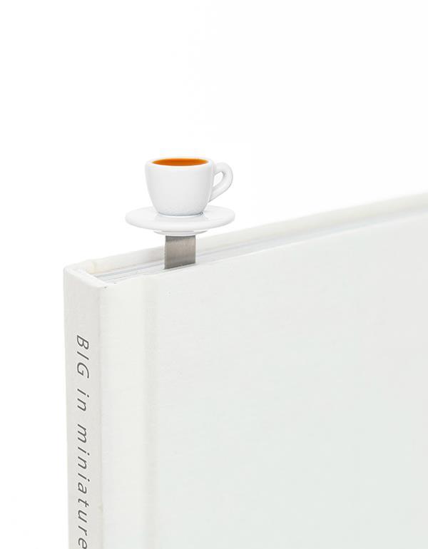 bookmark cup tea white metalmorphose mtmb233 1