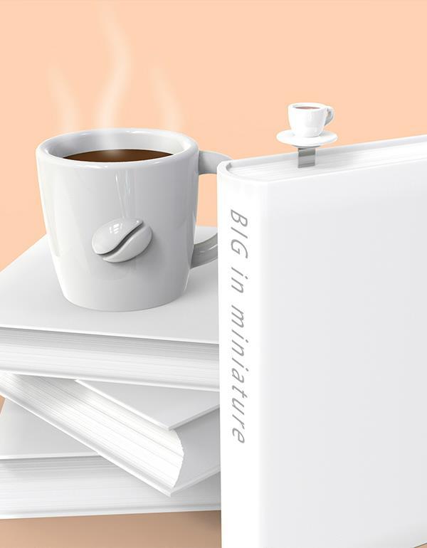 bookmark cup tea white metalmorphose mtmb233 6