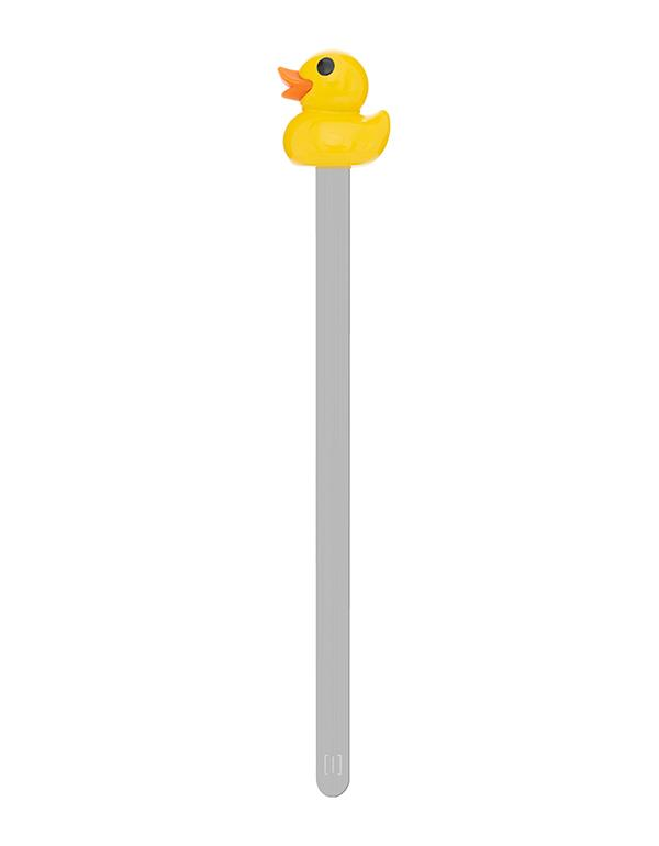 bookmark duck pink yellow metalmorphose mtmb209 5