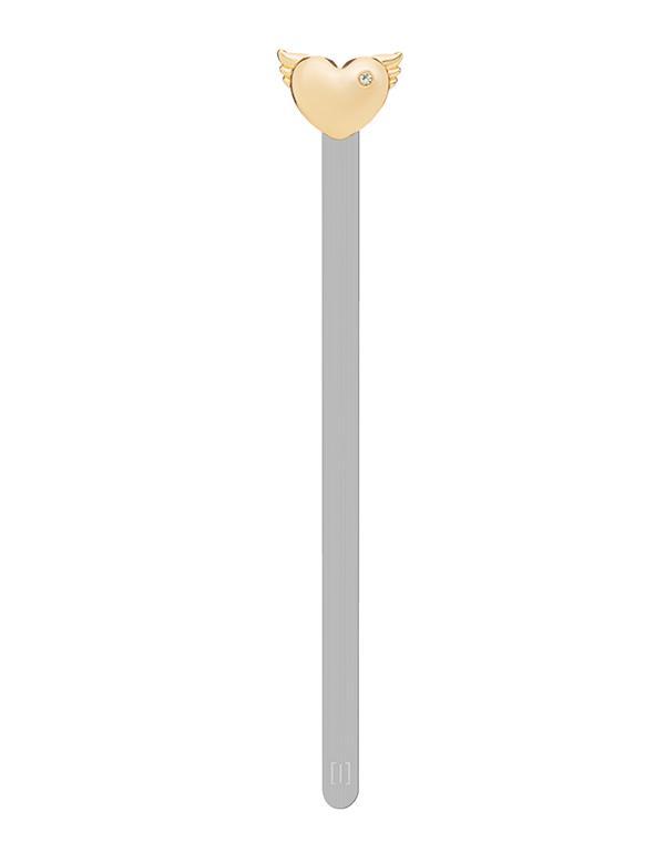 bookmark heart gold rosegold metalmorphose mtmb224 1