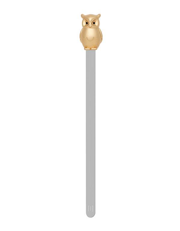 bookmark owl gold metalmorphose mtmb234 4