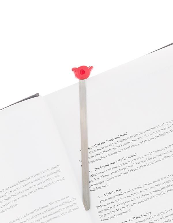 bookmark rose red metalmorphose mtmb213 4