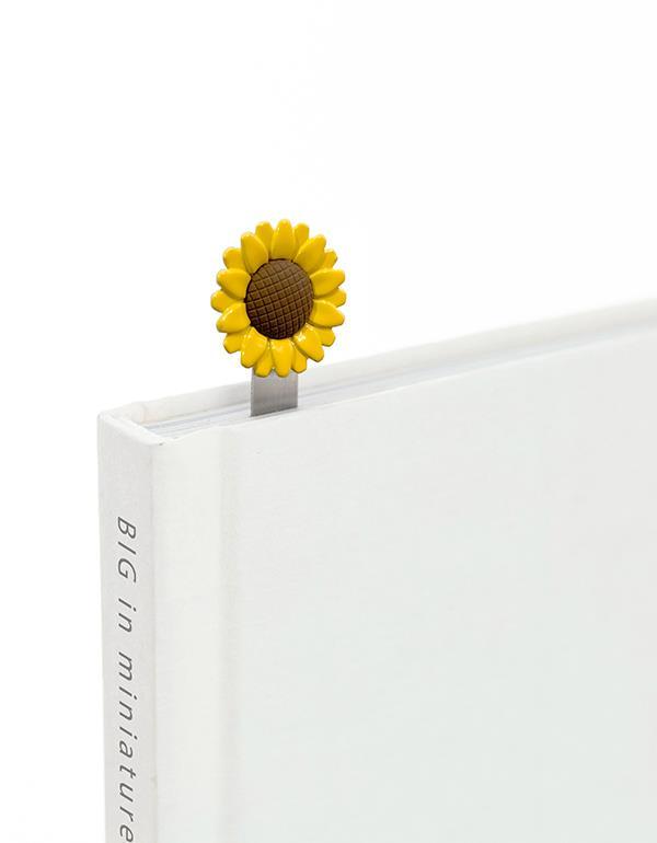 bookmark sunflower yellow metalmorphose mtmb212 05 1 new